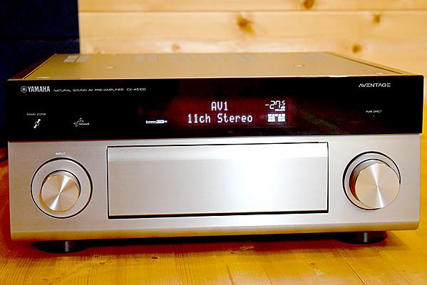 ★元箱・保証付の極上品★YAMAHA CX-A5100 11.2ch ハイエンドプリ-日本代购网图片1链接