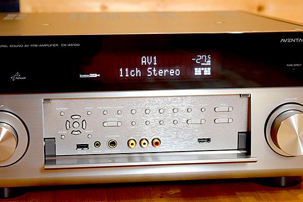 ★元箱・保証付の極上品★YAMAHA CX-A5100 11.2ch ハイエンドプリ-日本代购网图片2链接