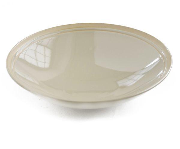 4枚セット■リンドスタイメスト■ 艶やかな  グレーベージュ  サラダボウル パスタ皿  カレー皿■ カラー食器  L-GB-SAB-21-4S_画像7