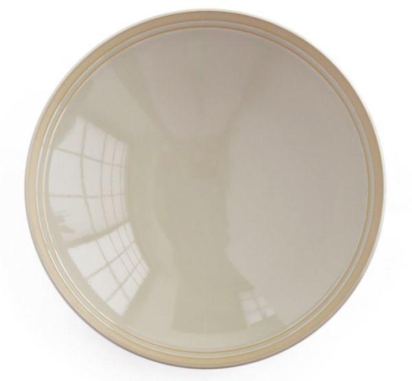 4枚セット■リンドスタイメスト■ 艶やかな  グレーベージュ  サラダボウル パスタ皿  カレー皿■ カラー食器  L-GB-SAB-21-4S_画像8