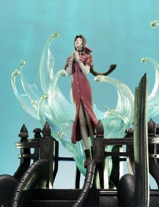 ★激レア★ ファイナルファンタジー7 スカルプチャーアーツ SCULPTURE ARTS エアリス FF7 FFⅦ フィギュア スクウェアエニックス_画像2