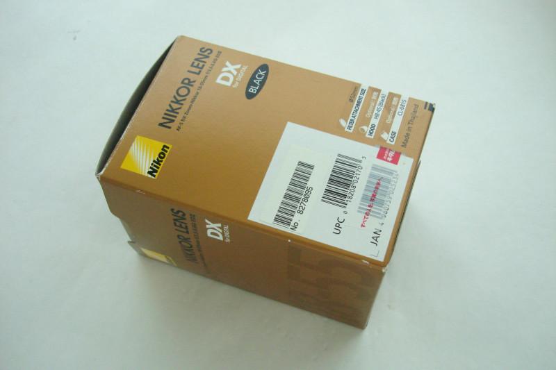 Nikon元箱2種類。_画像6