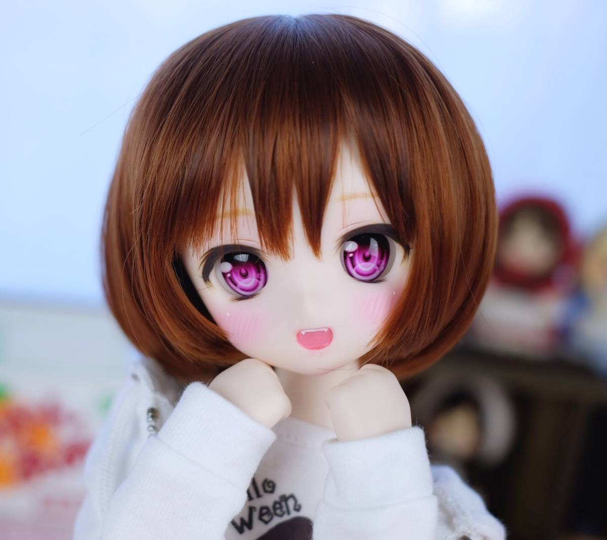 *Cherry Chips *DDH-01SW肌カスタムヘッド+アイ_画像5