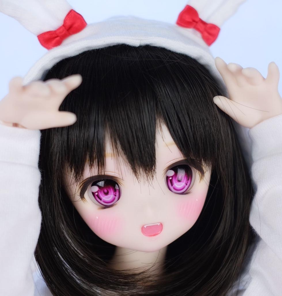 *Cherry Chips *DDH-01SW肌カスタムヘッド+アイ