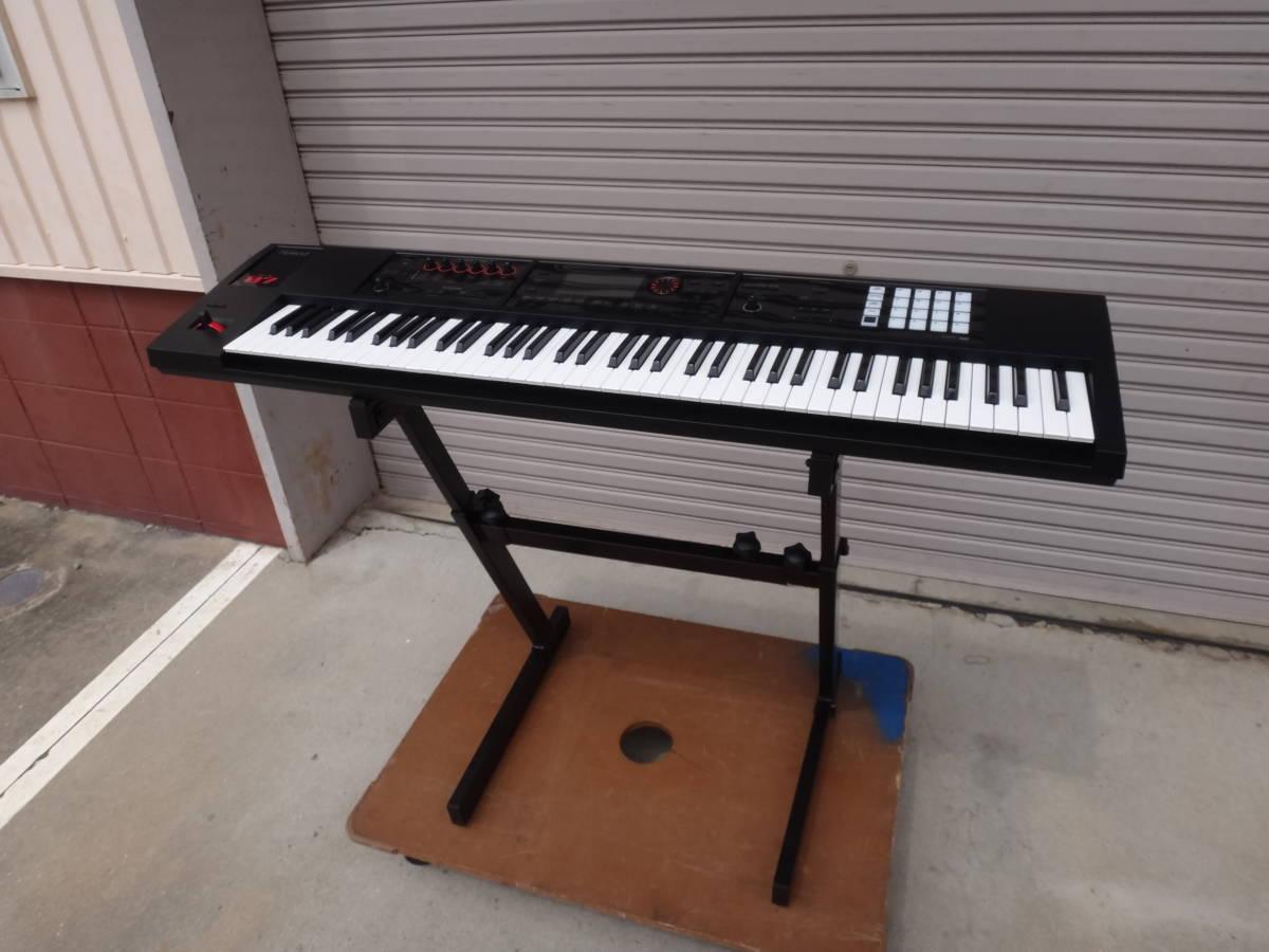 美品◆Roland/ローランド/ FA-07 Music Workstation 76鍵盤 2018年1月購入!◆税込_画像1