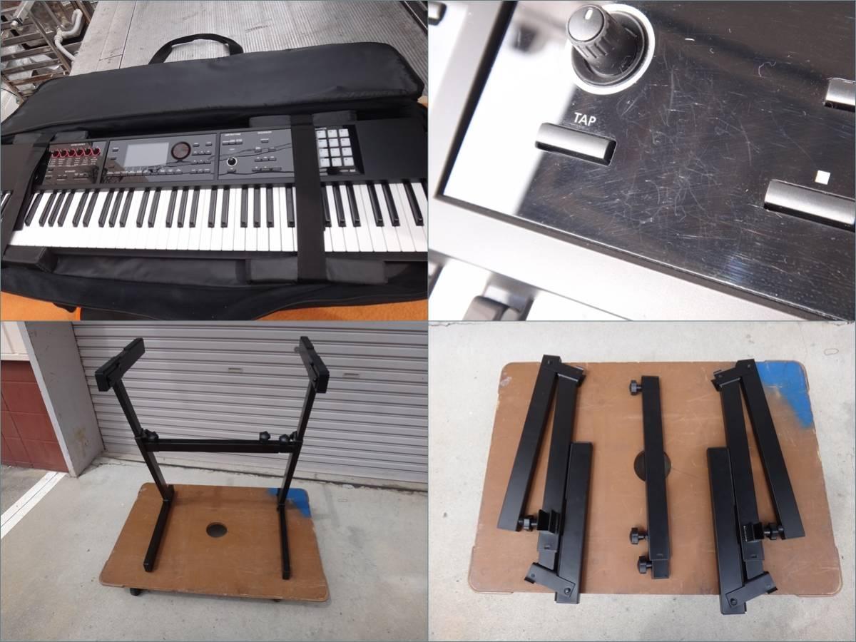 美品◆Roland/ローランド/ FA-07 Music Workstation 76鍵盤 2018年1月購入!◆税込_画像7