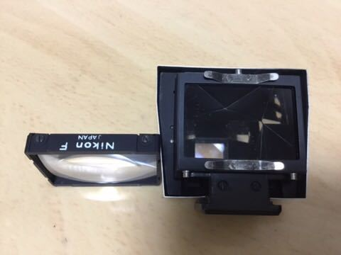 Nikon F 初期型(640Fにほとんど同じ641です) _画像7