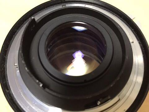 Nikon F 初期型(640F) NIKKOR-S auto 1:2 f=5cm付き_画像8
