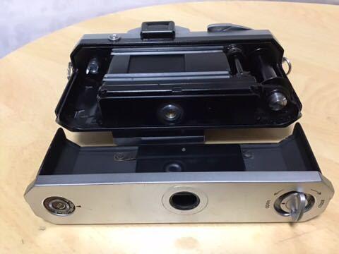 Nikon F 初期型(640F) NIKKOR-S auto 1:2 f=5cm付き_画像4