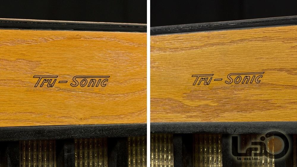 "Tru-Sonic (トゥルーソニック) 15"" ヴィンテージ スピーカー キャビネット ペア(米国/ロサンゼルス発)_画像4"