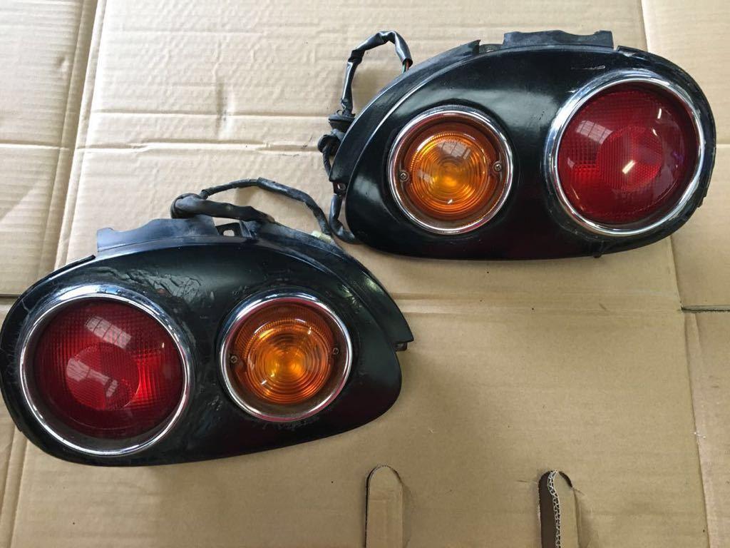 スズキ カプチーノ ビストロ流用 4灯テールランプ