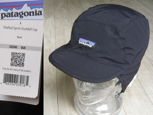 e84abd1dbc4 代購代標第一品牌- 樂淘letao - Patagonia シェルドシンチラダックビルキャップ新品パタゴニア帽子Black