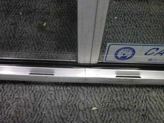 ハイゼット ジャンボ S80P S81P S80 S81 S82P S82 純正 リアガラス スライドガラス スライド 開閉式 即決_画像6
