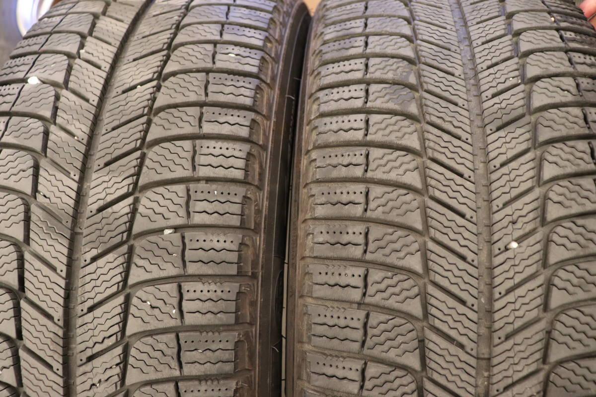 VWティグアン エッティンガー17インチアルミ+スタッドレスタイヤ4本セット_画像3