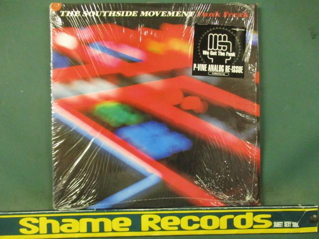 The Southside Movement : Funk Freak LP // 5点で送料無料_画像1
