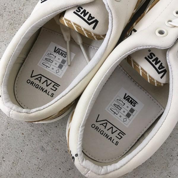 【USA購入 正規新品】VANS 限定ラインVAULTボルト 27.0cm エラERAマスタード ゴールド バンズ スニーカー靴シューズ☆8c10_画像5