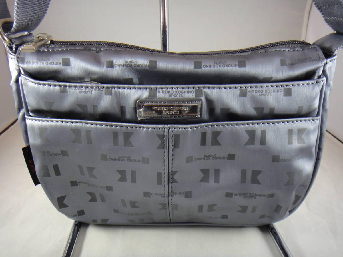 c9992ffb957b1a unused goods *KOSHINO HIROKO SPORTS Koshino Hiroko sport shoulder bag ...