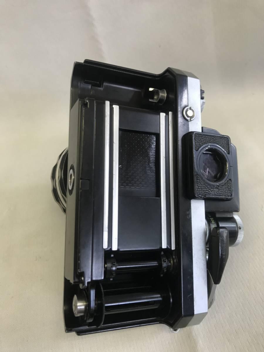 NIKON F 7434525 NIKKOR-S.C Auto 1:1.4 f=50mm_画像5