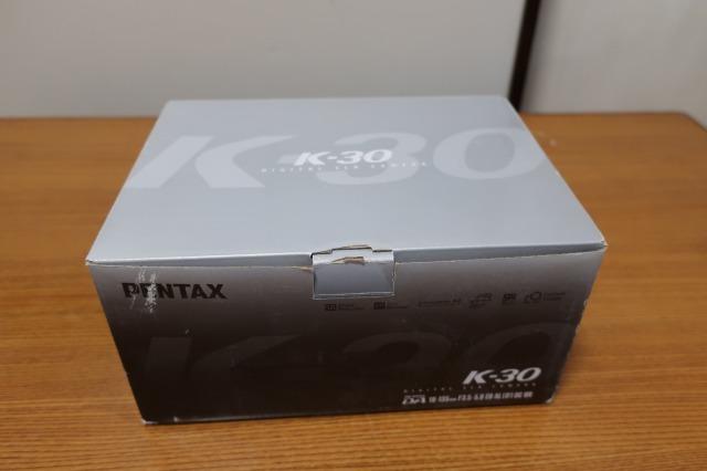 PENTAX K-30 18-135WRキット ブラック