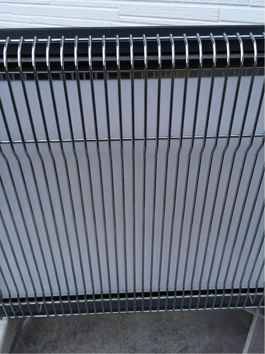美品 ニューセラミックヒーター サンラメラ 600W型 遠赤外線輻射式暖房器 _画像4