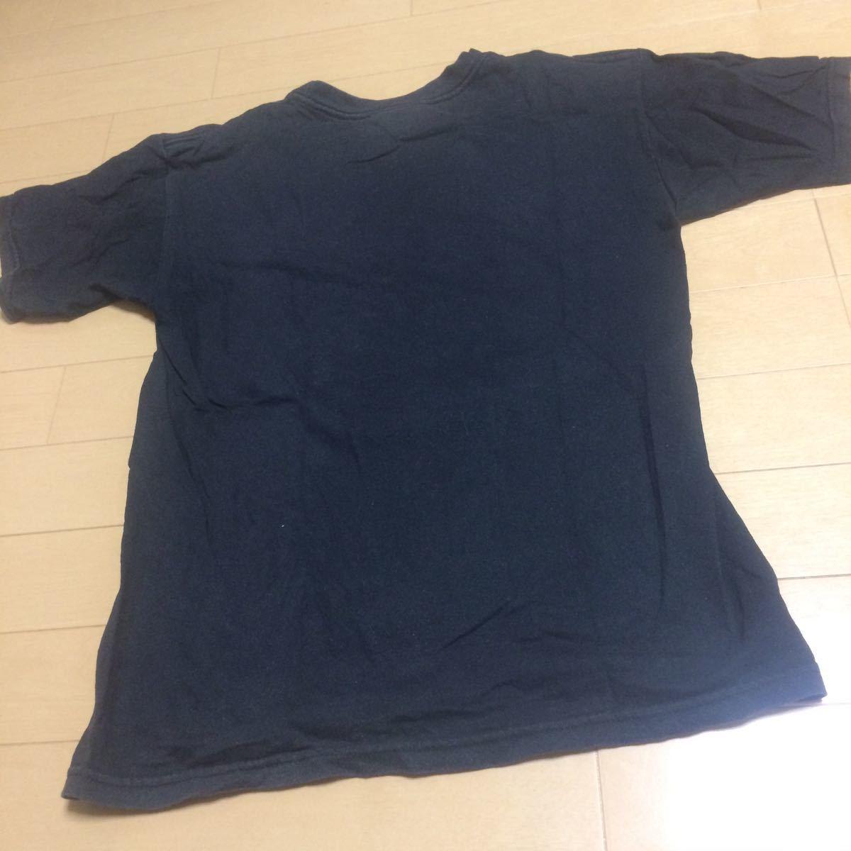 ☆ウルトラマン風 マスクTシャツ メキシコ製 古着 メンズS-M プロレス レスラー 古着_画像2