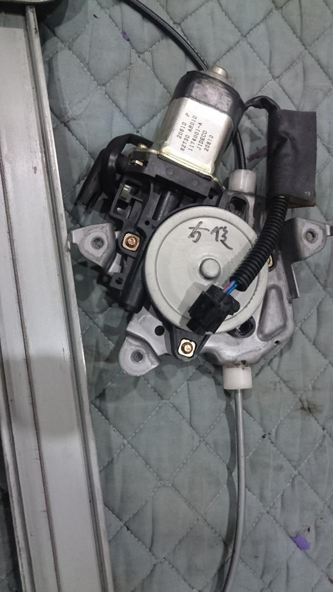 ※在庫処分1円スタート※HF50シーマ パワーウインドウレギュレーター 右リア 運転席 後_画像2