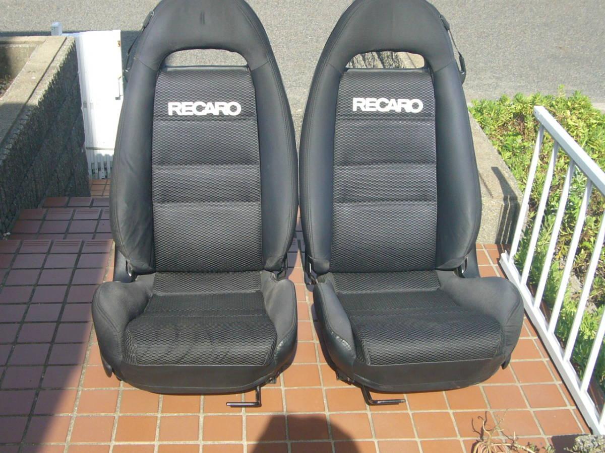 カプチーノ ポン付け FD3シート 運転席 助手席