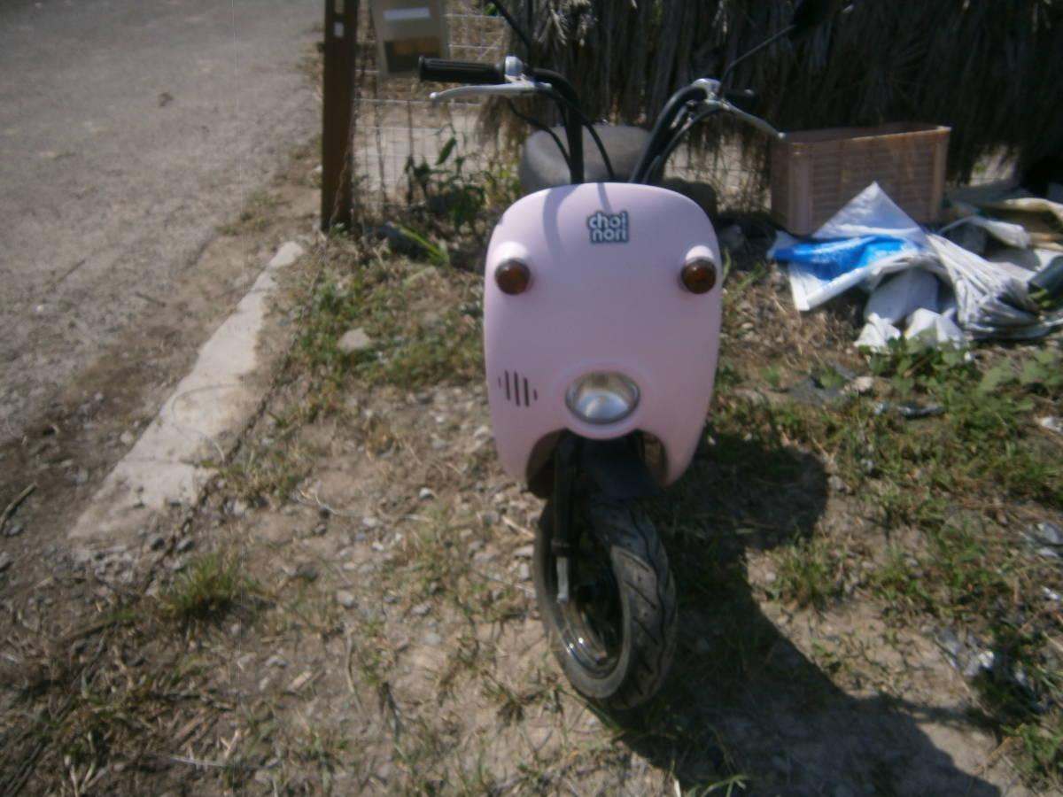 「スズキ チョイノリ ピンク 」の画像3