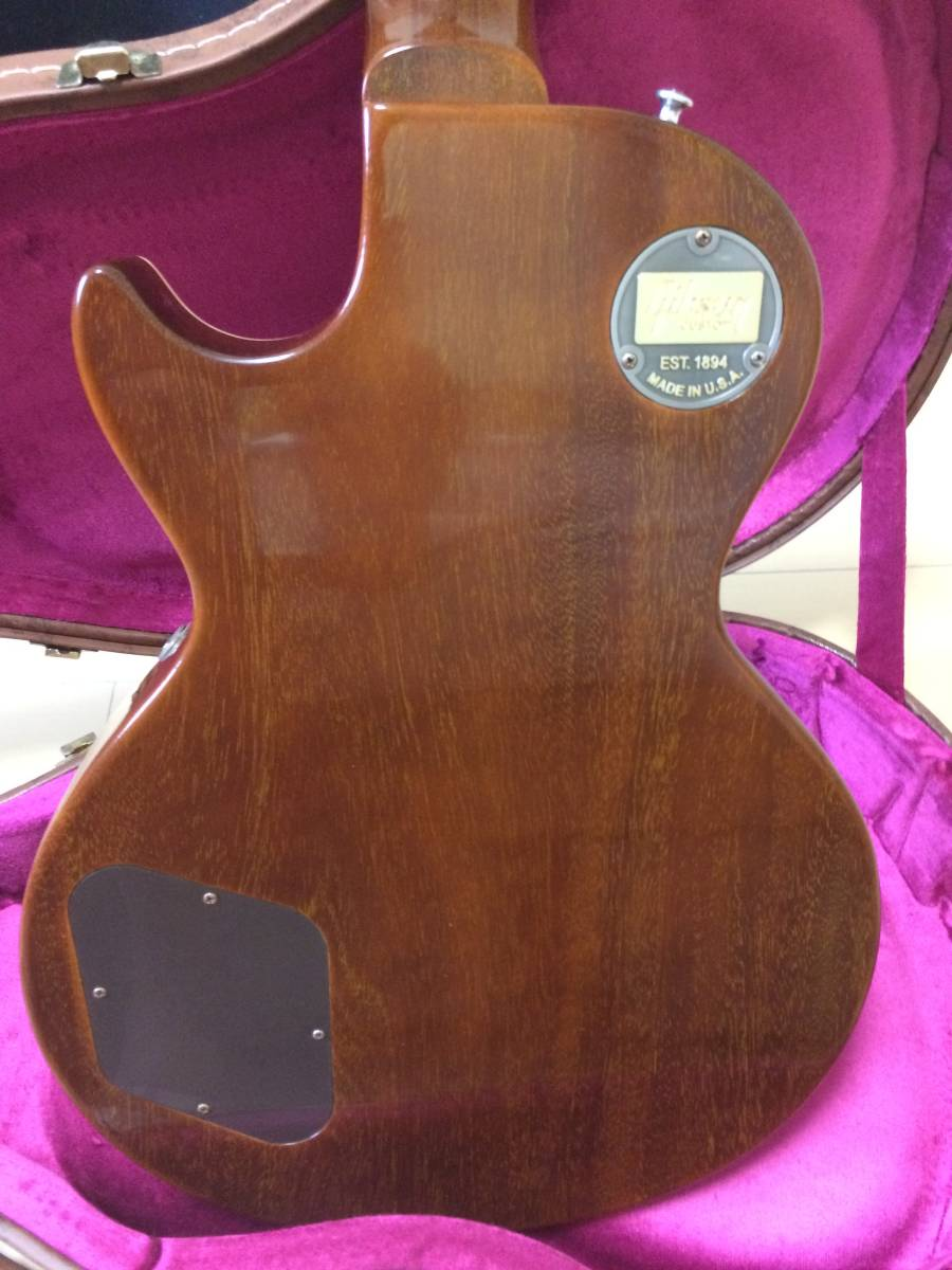 Gibson CS Series CS7 50's Style Les Paul Standard VOS Antique Gold  ギブソン レスポール ゴールドトップ_画像6