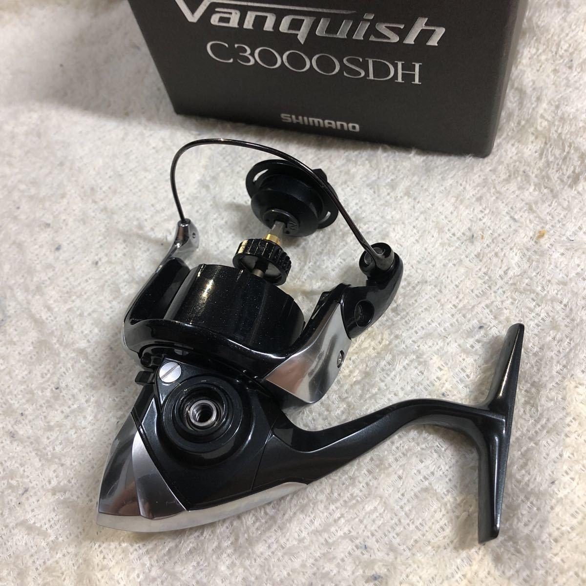 12ヴァンキッシュ C3000SDH 本体のみ
