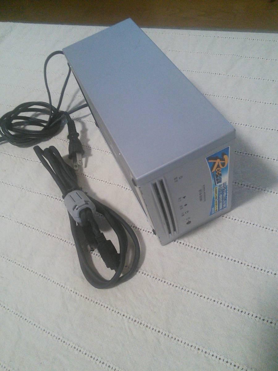 中古実動★I・O DATA / HVR-HD80 / HDDレコーダーRec-Pot★HD放送を無圧縮でデータで録画・接続用iRinkケーブル付属★ゆうパック60です_画像7