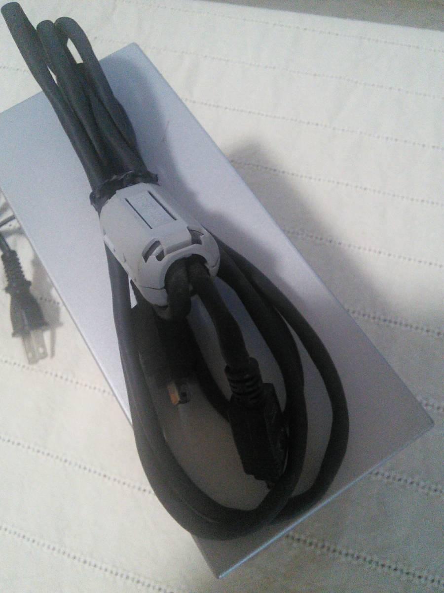 中古実動★I・O DATA / HVR-HD80 / HDDレコーダーRec-Pot★HD放送を無圧縮でデータで録画・接続用iRinkケーブル付属★ゆうパック60です_画像8