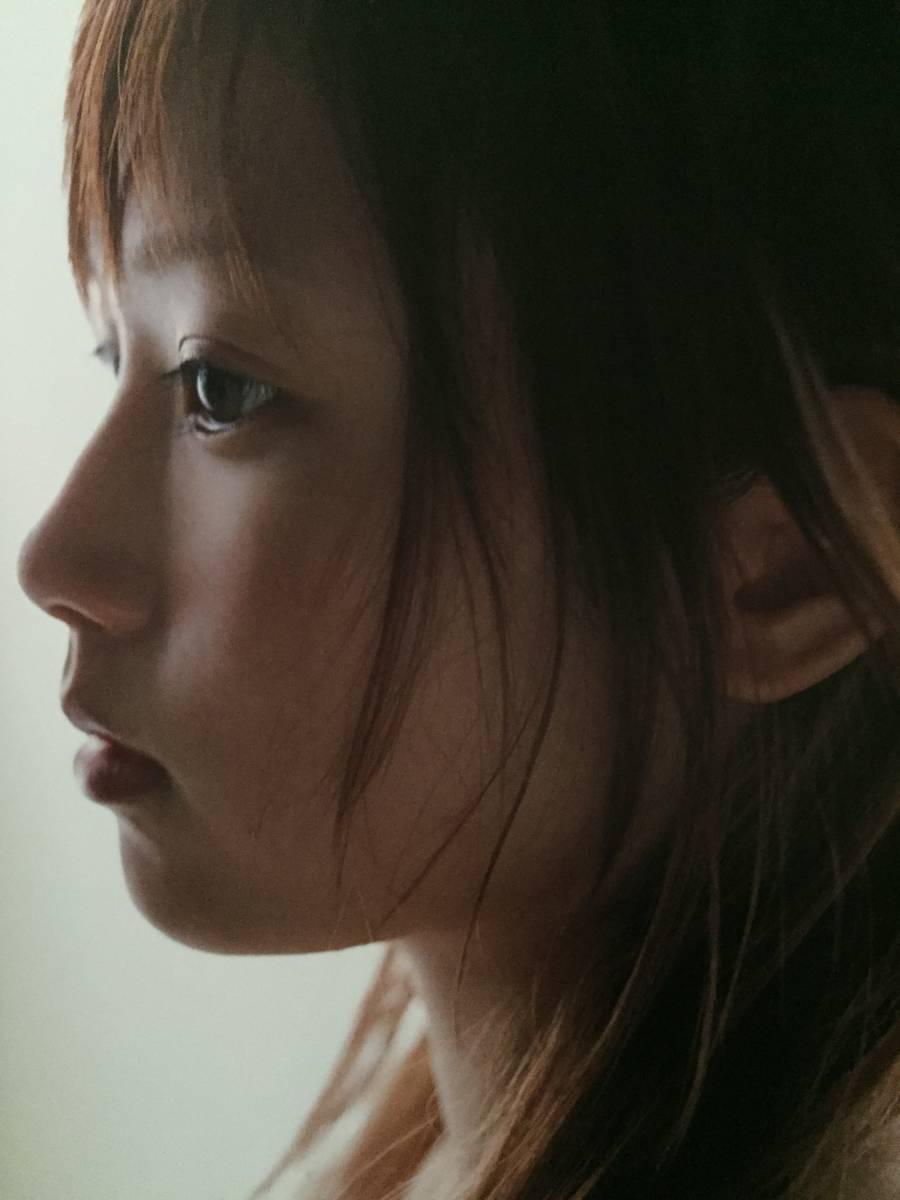 古本 帯なし 写真集 fu (ふう) 安倍なつみ 撮影:熊井貫 モーニング娘。 モー娘 なっち 水着 送料 ¥185~_画像4