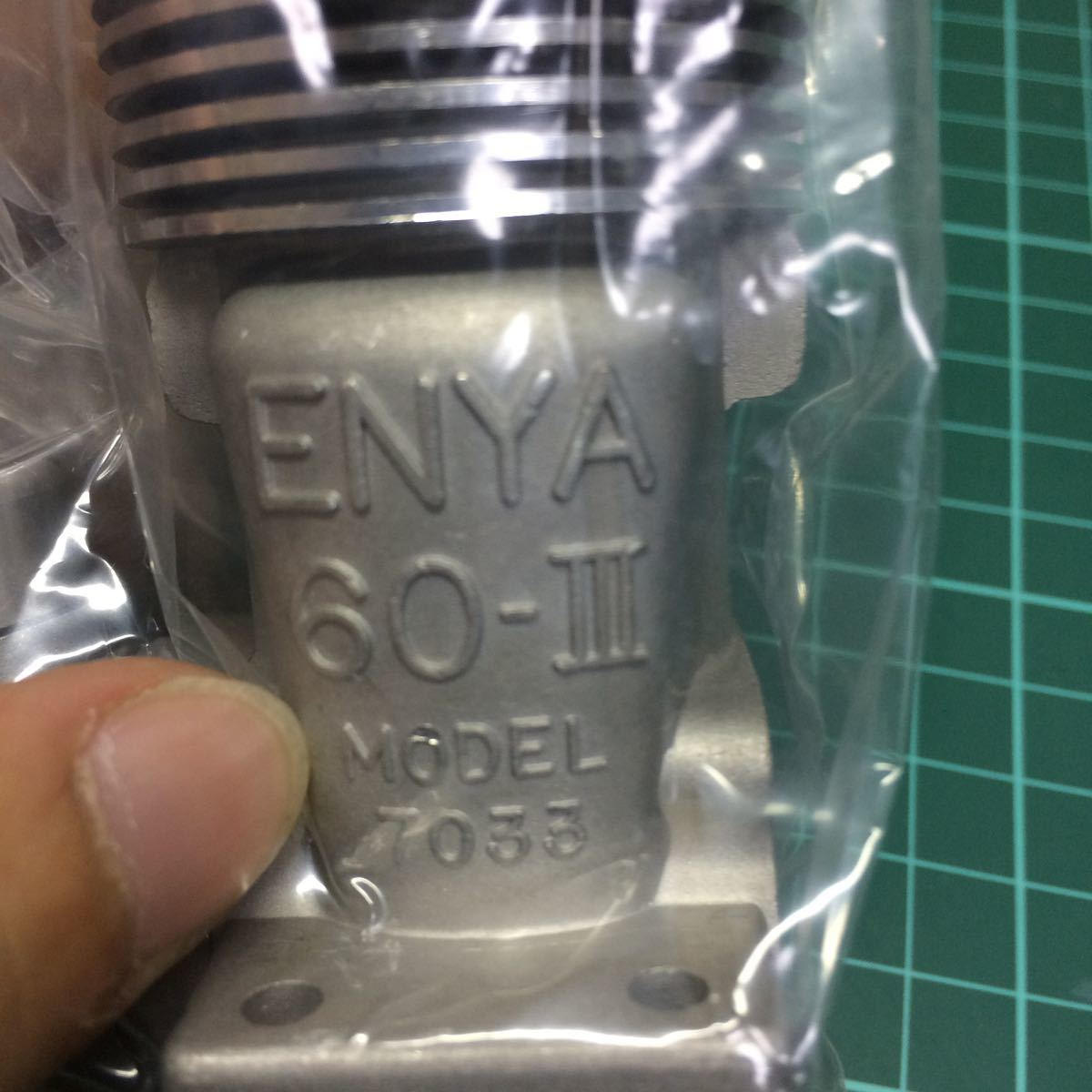 ENYA エンヤエンジン Uコン 60- 3B T.V. G-8_画像3