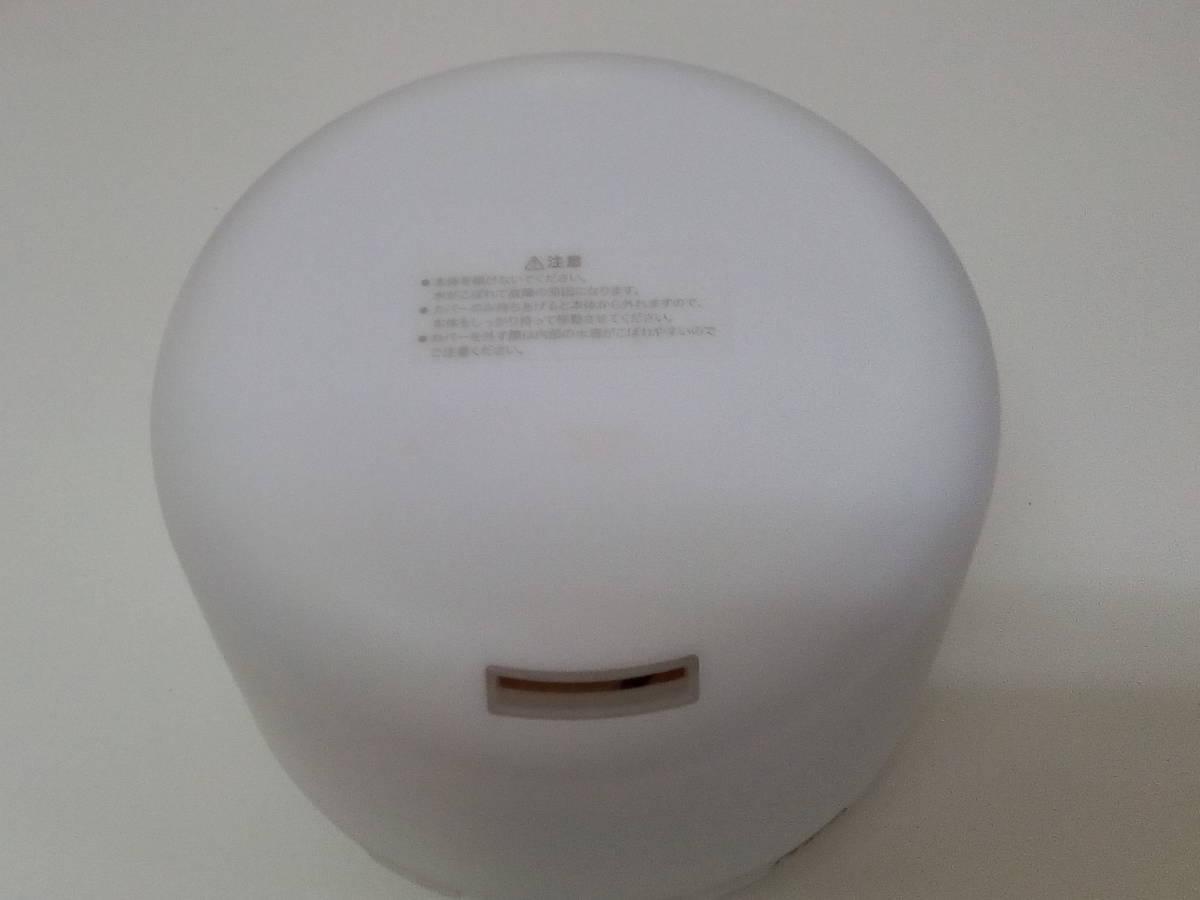無印良品 超音波うるおいアロマディフューザー HAD-001-JPW_画像4