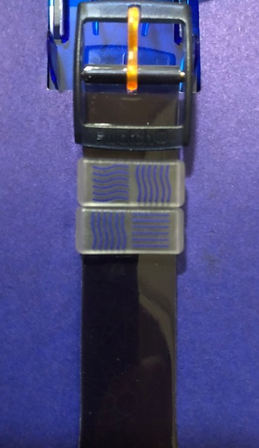 スウォッチ・SWATCH・FIFTH ELEMENT・GK260・CD付きパッケージセット・世界中8,000セット限定販売・未使用新品!!!!!!_画像9
