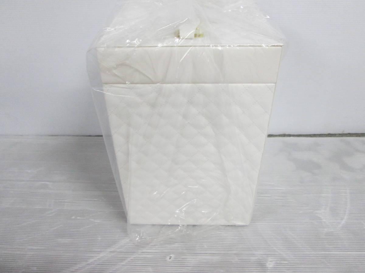 未使用 化粧箱 コスメ ボックス BEAUTY BOX ジャパンライフ メイクボックス JL ③④_画像4