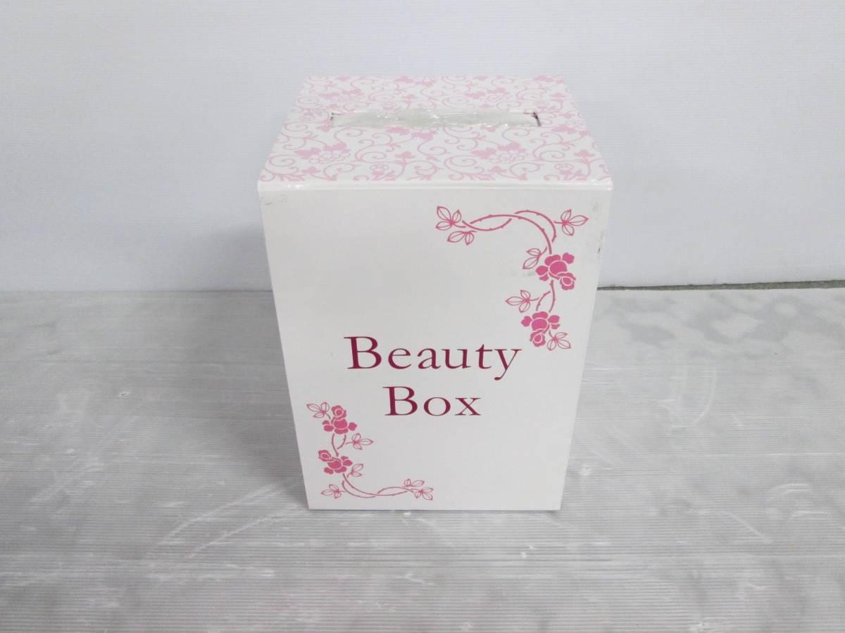 未使用 化粧箱 コスメ ボックス BEAUTY BOX ジャパンライフ メイクボックス JL ③④_画像1