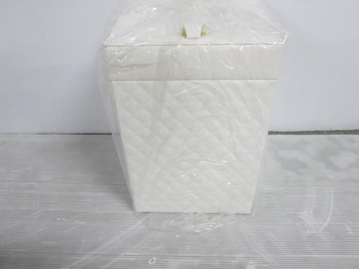 未使用 化粧箱 コスメ ボックス BEAUTY BOX ジャパンライフ メイクボックス JL ③④_画像6
