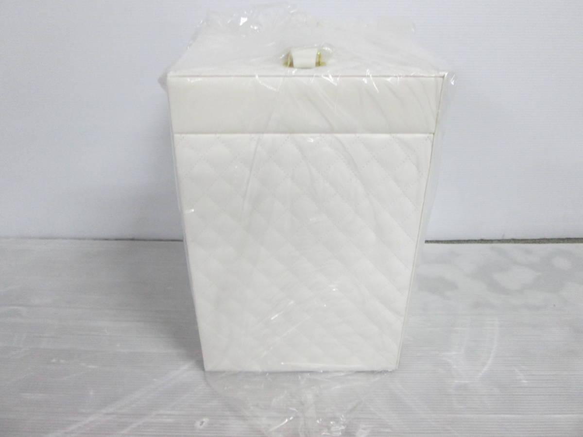 未使用 化粧箱 コスメ ボックス BEAUTY BOX ジャパンライフ メイクボックス JL ③⑤_画像4