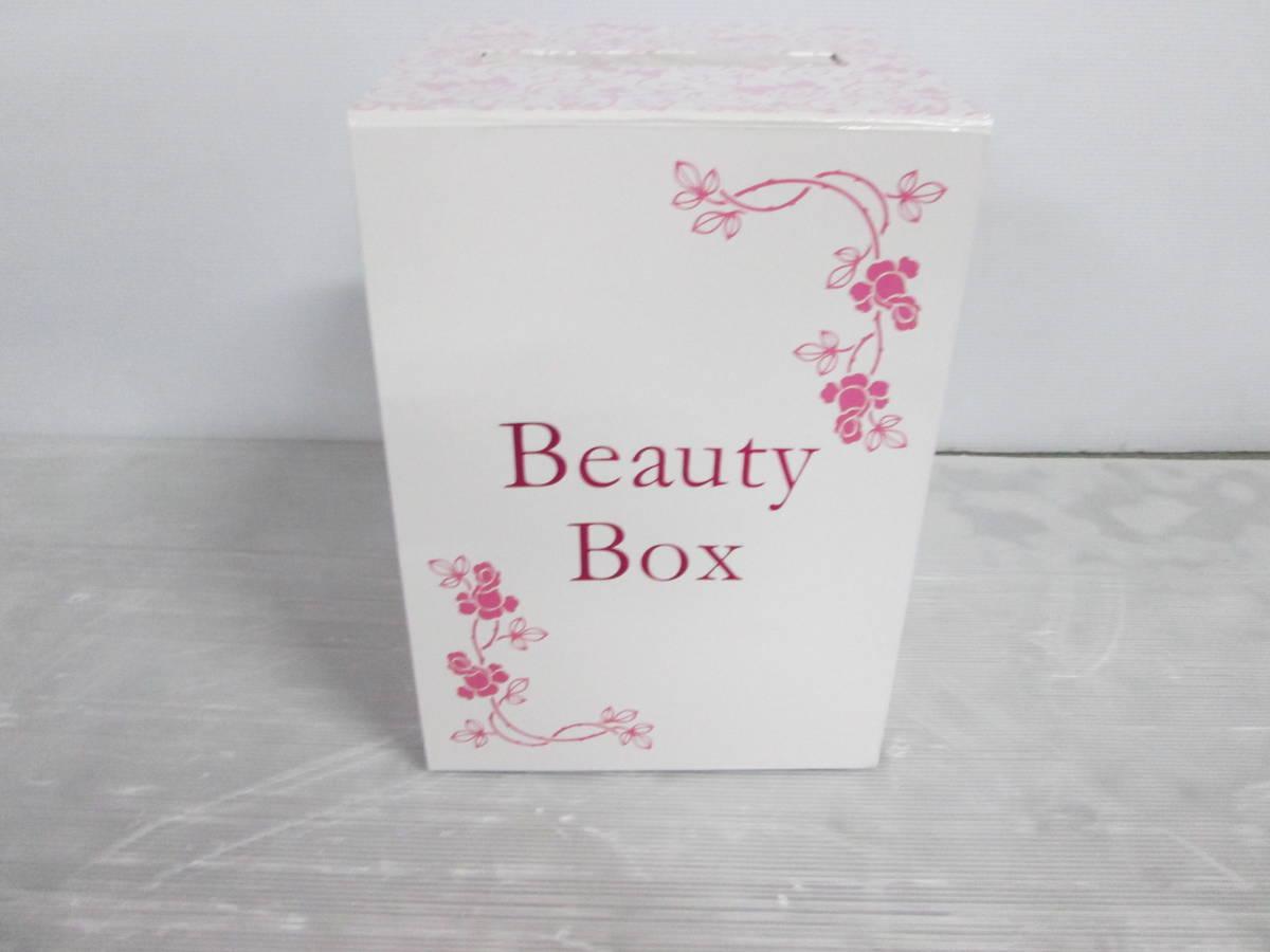 未使用 化粧箱 コスメ ボックス BEAUTY BOX ジャパンライフ メイクボックス JL ③⑤_画像1