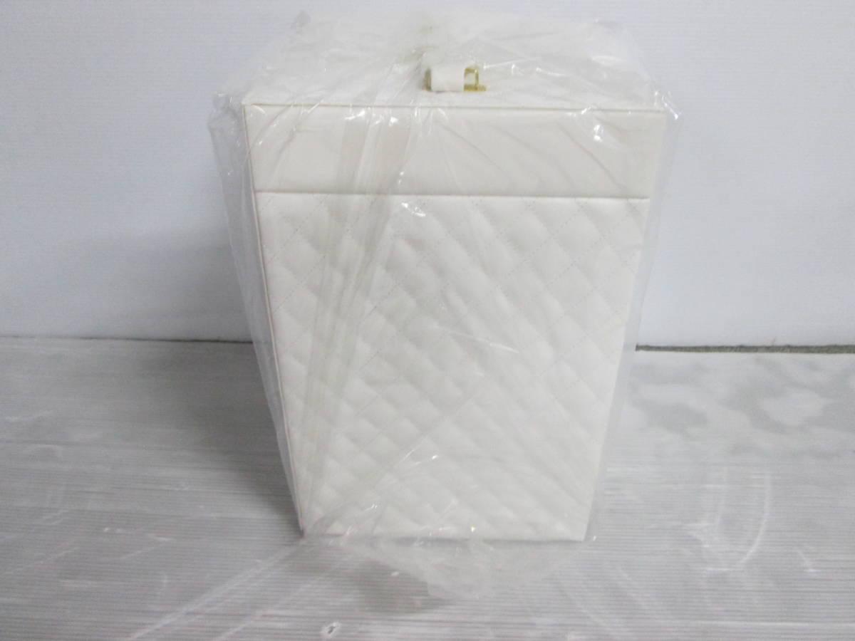 未使用 化粧箱 コスメ ボックス BEAUTY BOX ジャパンライフ メイクボックス JL ③⑤_画像6