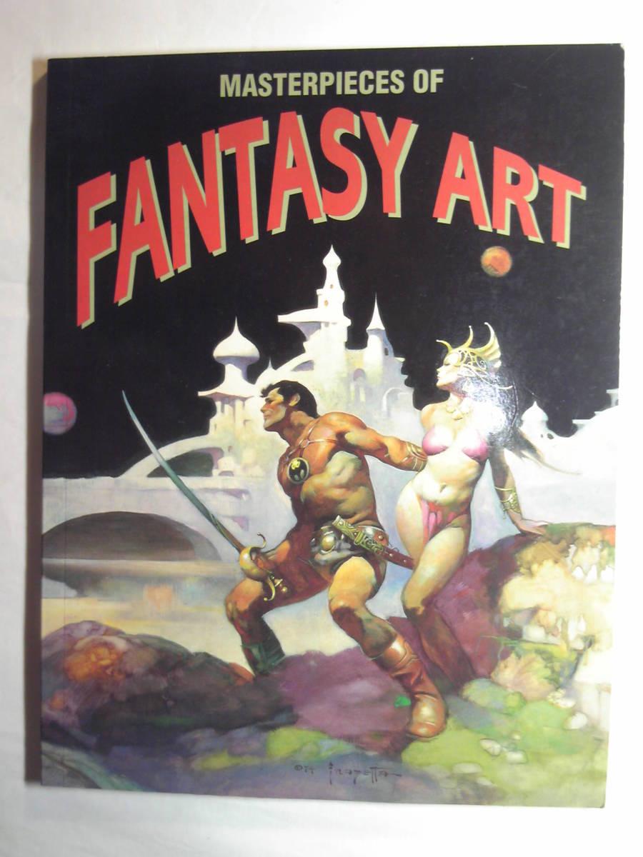 独・英・仏語「Masterpieces of FantasyArtファンタジーアート傑作集」Eckart Sackmann編Taschen