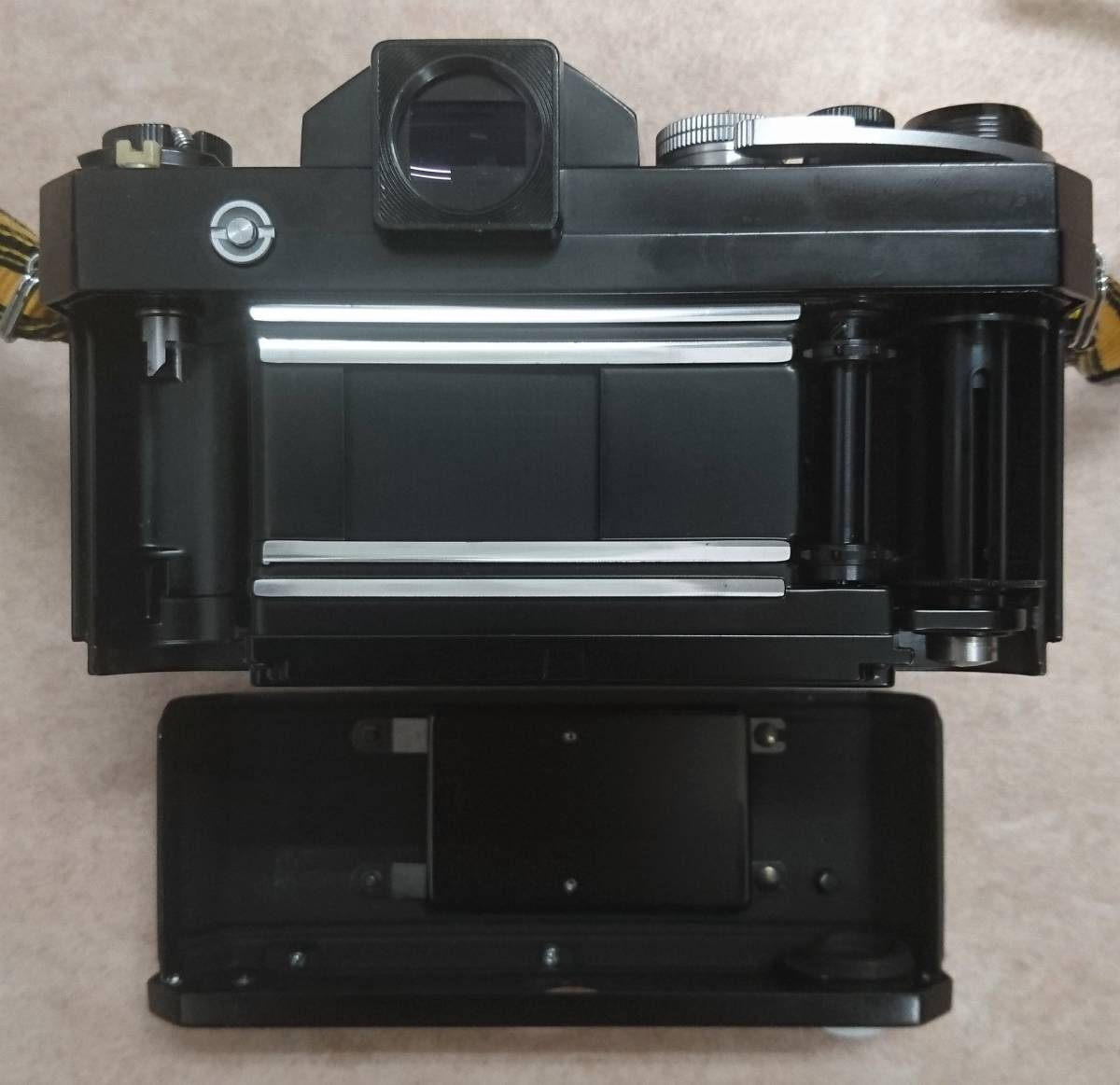 ◇ Nikon F Brack ニコンFブラックボディ NIKKOR-H Auto 1:2 f=50㎜ ◇_画像7