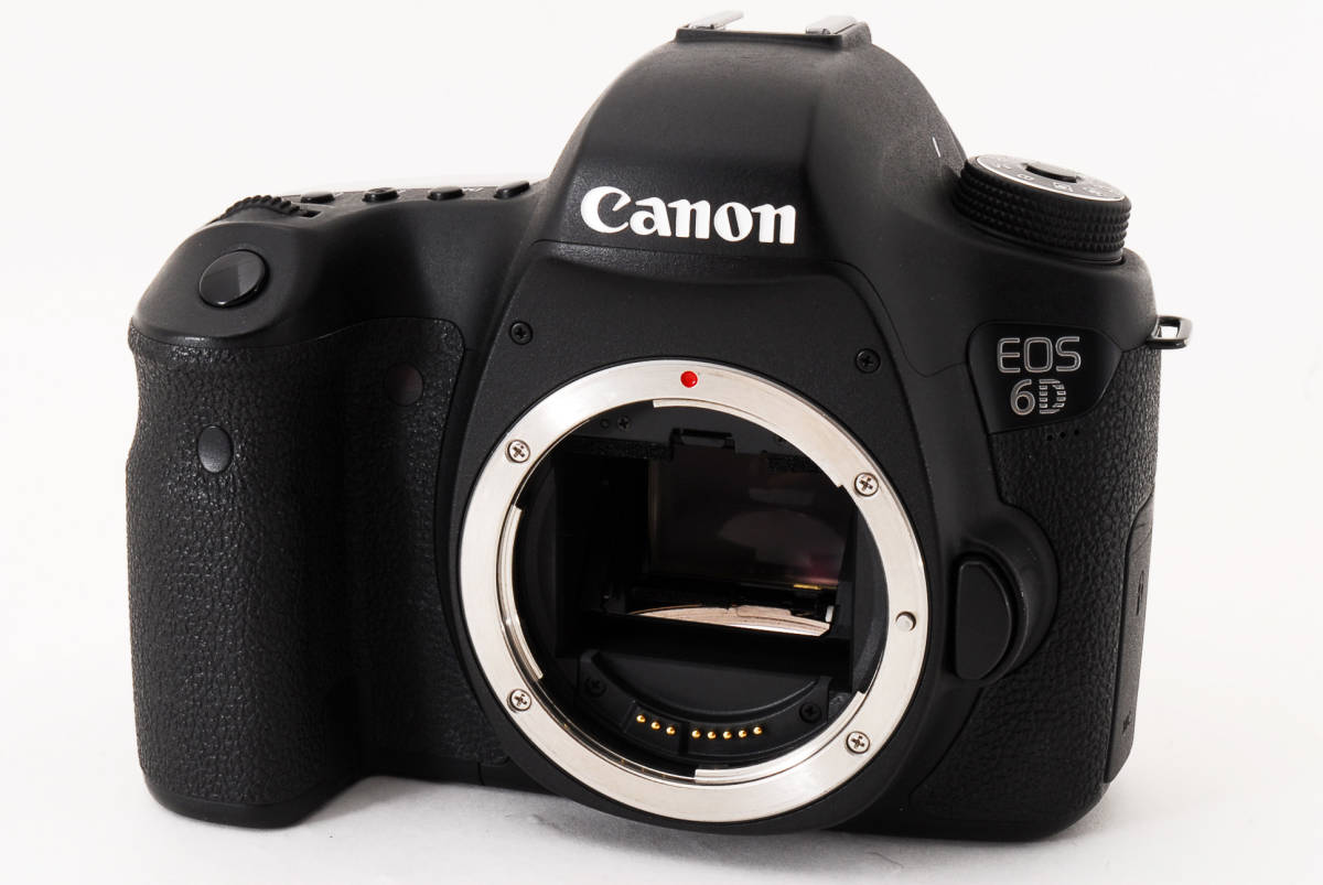 324123-7827MR 1年保証 Canon EOS 6D キャノン デジタル一眼レフカメラ 27000回程度 7827_画像2