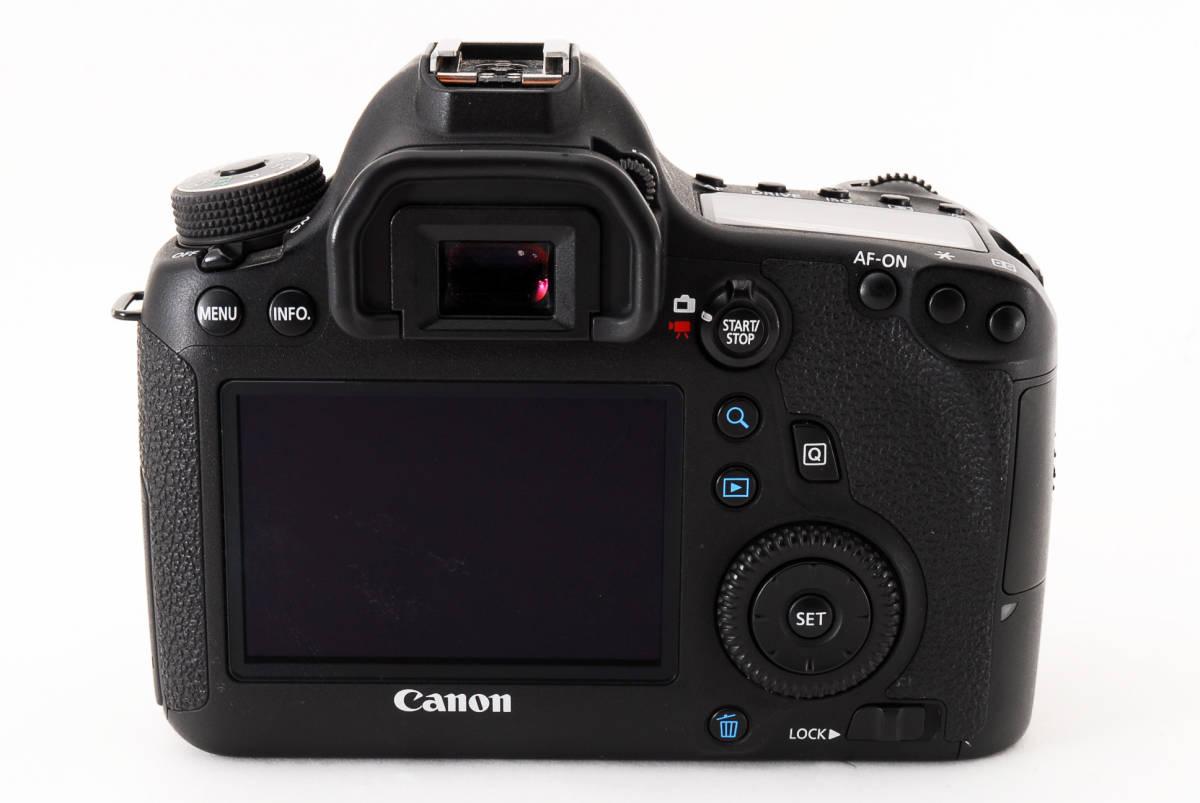 324123-7827MR 1年保証 Canon EOS 6D キャノン デジタル一眼レフカメラ 27000回程度 7827_画像4
