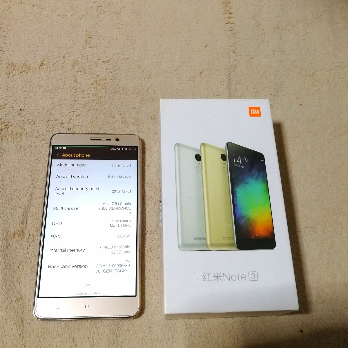 Xiaomi Redmi Note 3 Pro 3gb 32gb Buyee