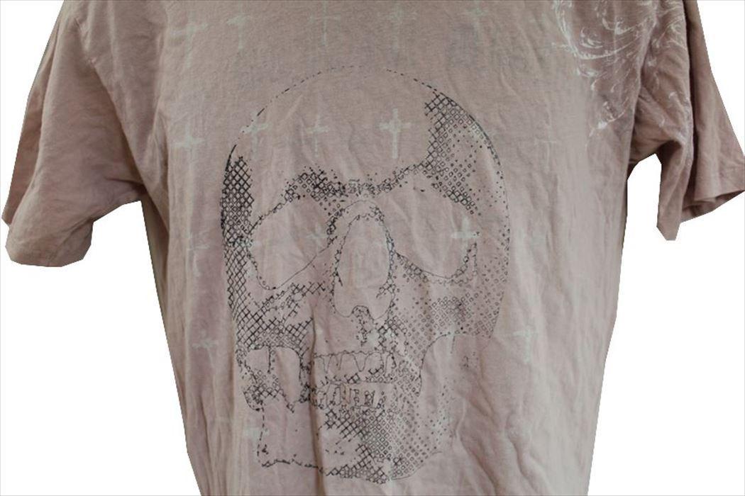 モナーキー MONARCHY メンズ半袖Tシャツ ピンク Sサイズ 新品_画像4