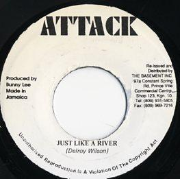 EP☆Delroy Wilson / This Heart Of Mine / Just Like A River_画像2