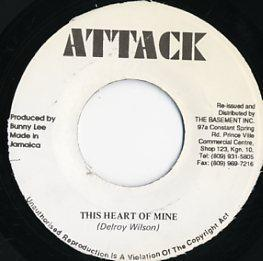 EP☆Delroy Wilson / This Heart Of Mine / Just Like A River_2905-158
